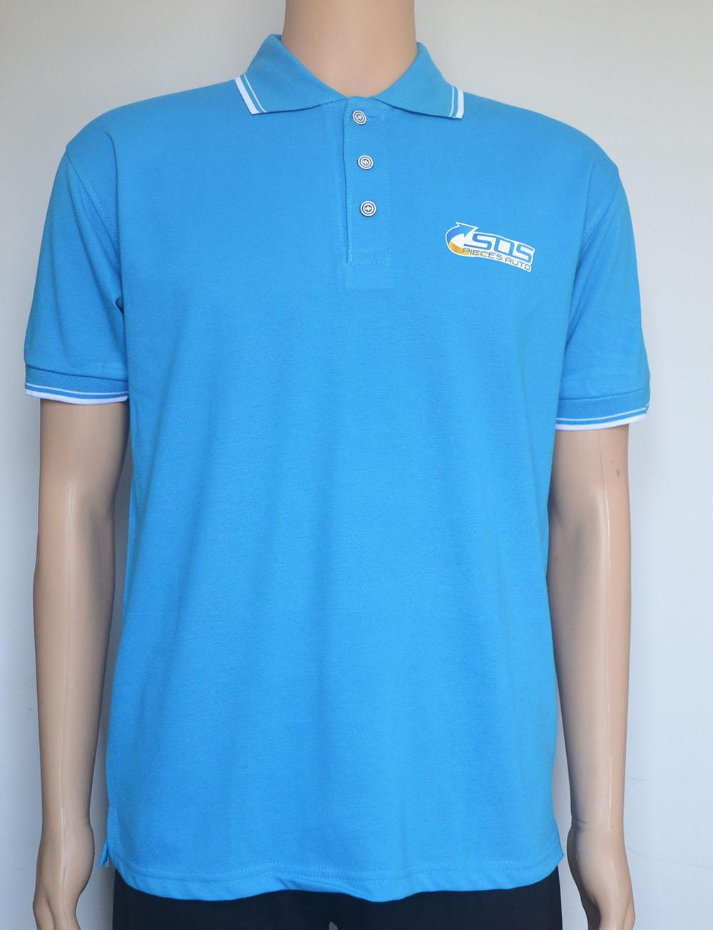 Custom Company Uniforms Polo Shirts In China Cheap Price Company