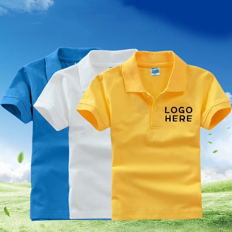 Custom Polo Shirts In China Design Your Own Company Uniforms